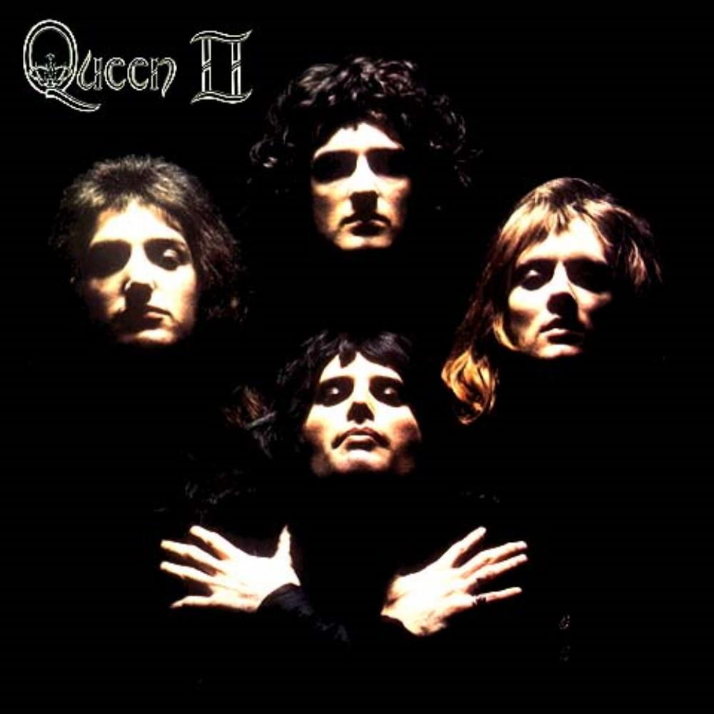 Queen II by QUEEN album cover