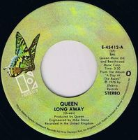 Queen Long Away / You and I album cover