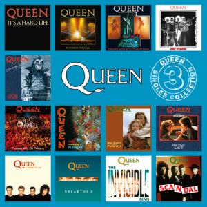 Queen The Singles Collection Volume 3 album cover