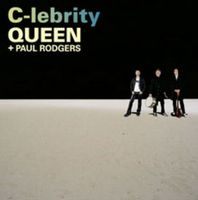 Queen Queen + Paul Rodgers: C-lebrity / Fire & Water album cover