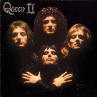 Queen - Queen II CD (album) cover