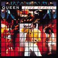 Queen - Live Magic CD (album) cover