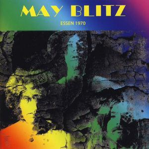 May Blitz Essen 1970 album cover