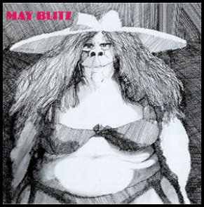 May Blitz - May Blitz CD (album) cover