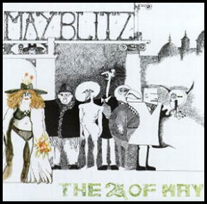 The 2nd of May by MAY BLITZ album cover