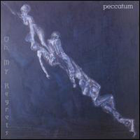 Peccatum - Oh, My Regrets CD (album) cover