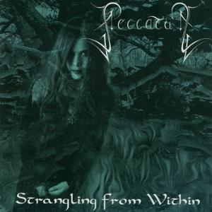 Peccatum - Strangling From Within CD (album) cover