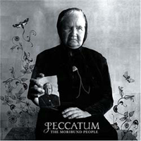 Peccatum - The Moribund People CD (album) cover