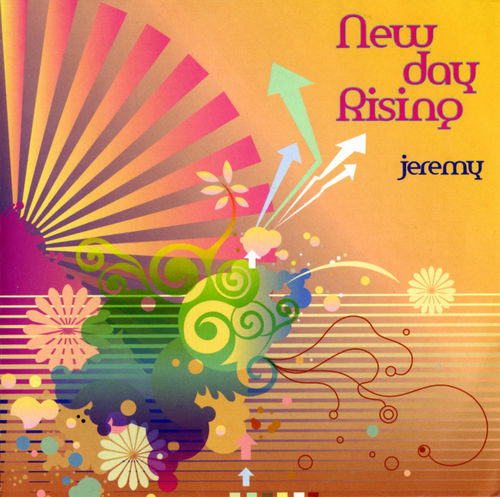 Jeremy New Day Rising album cover