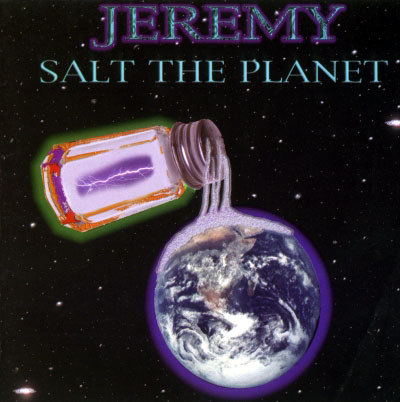 Jeremy Salt The Planet album cover