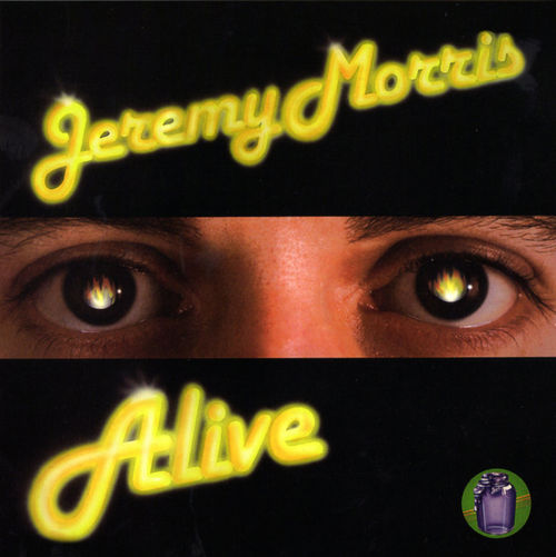 Jeremy Alive album cover