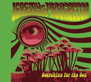 Jeremy & Progressor: Searching For The Son by JEREMY album cover