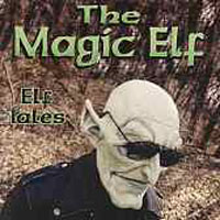 Magic Elf - Elf Tales CD (album) cover