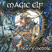 Magic Elf - Heavy Meddle CD (album) cover