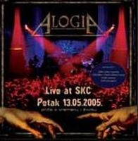 Price o Vremenu i Zivotu (Live at SKC 13. 05. 2005.) by ALOGIA album cover