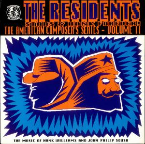 The Residents Stars & Hank album cover