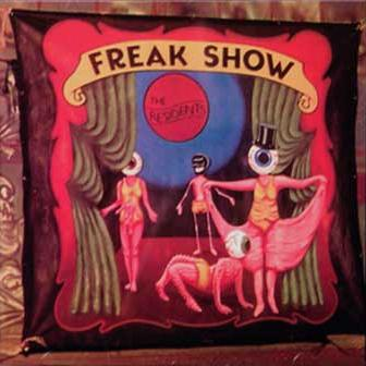 The Residents - Freak Show CD (album) cover