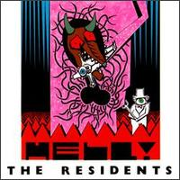 The Residents Hell! album cover