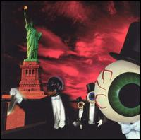 The Residents - Our Tired, Our Poor, Our Huddled Masses CD (album) cover