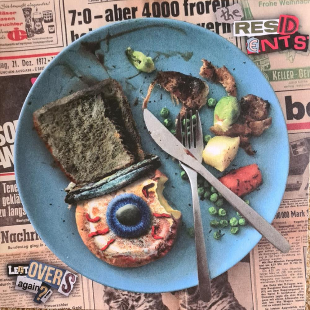 Leftovers Again?! by Residents, The album rcover