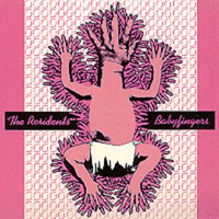 The Residents Babyfingers album cover