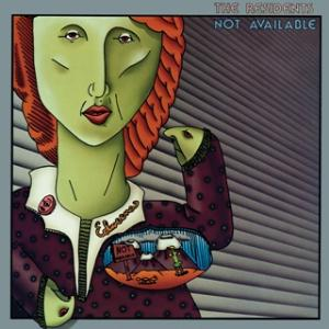 Not Available by RESIDENTS, THE album cover