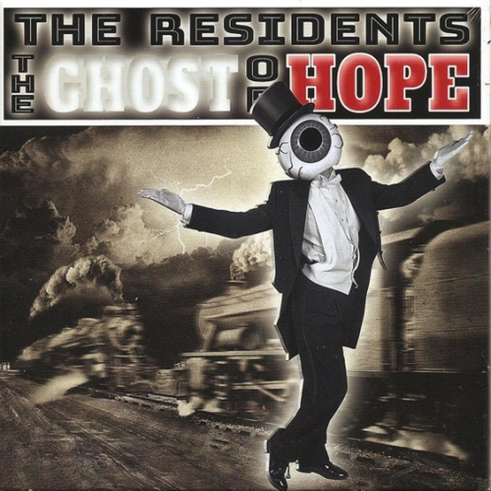 The Ghost Of Hope by RESIDENTS, THE album cover