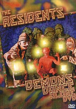 The Residents - Demons Dance Alone CD (album) cover