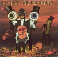 The Residents Icky Flix: Original Soundtrack Recording album cover