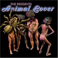The Residents Animal Lover album cover