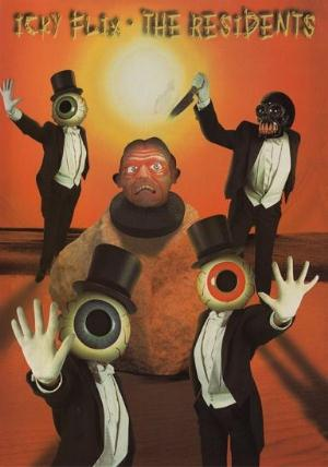 The Residents Icky Flix album cover