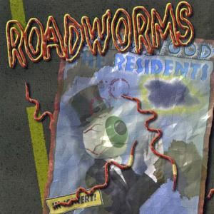 The Residents Roadworms: The Berlin Sessions album cover