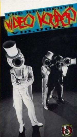 The Residents Video Voodoo Volume I album cover
