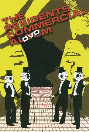 The Residents - The Commercial Album CD (album) cover