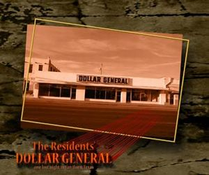 The Residents Dollar General album cover