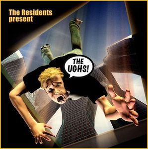 The Residents - The Ughs CD (album) cover