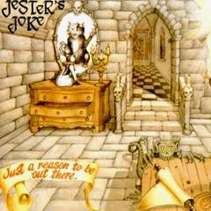 Jester's Joke - Just a Reason to Be Out There  CD (album) cover