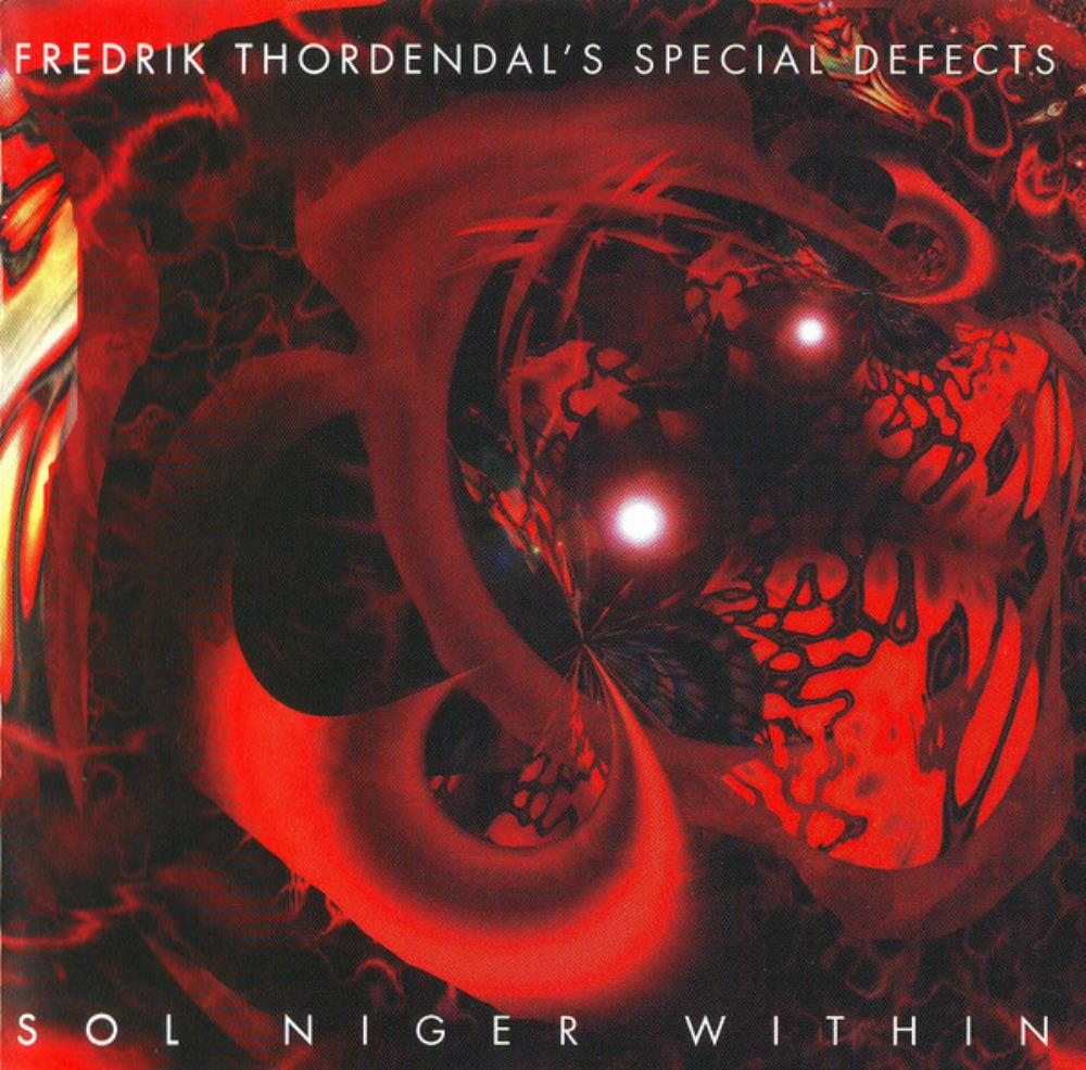 Fredrik Thordendal's Special Defects Sol Niger Within album cover