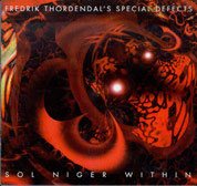 Thordendal's Special Defects - Sol Niger Within CD (album) cover
