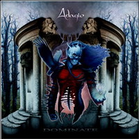 Adagio - Dominate CD (album) cover