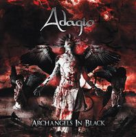 Adagio - Archangels In Black CD (album) cover