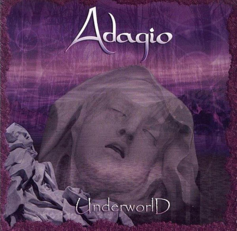 Adagio - Underworld CD (album) cover