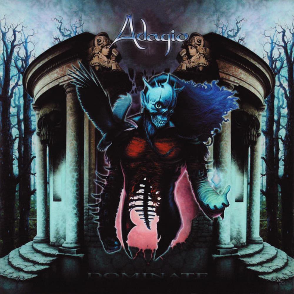 Dominate by ADAGIO album cover