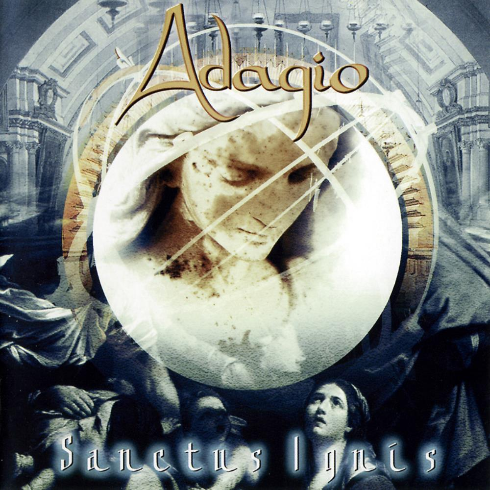 Sanctus Ignis by ADAGIO album cover