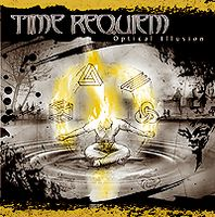 Time Requiem Optical Illusion album cover