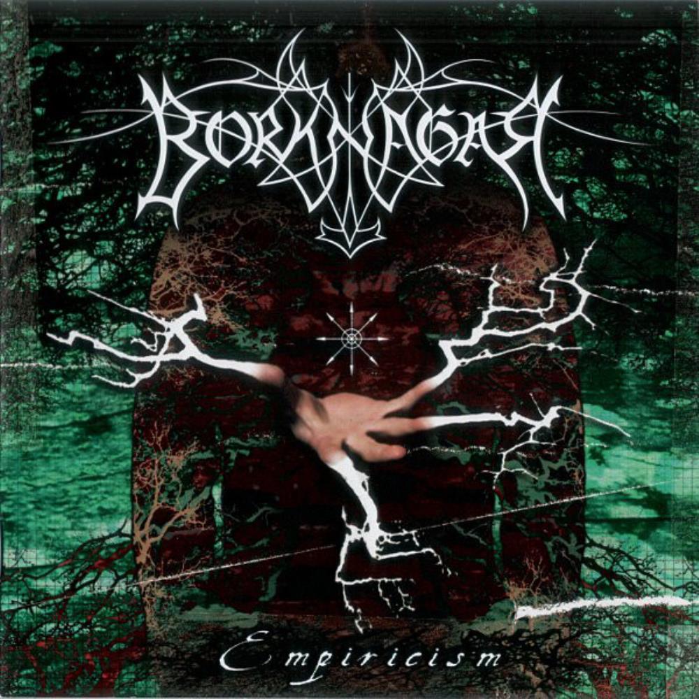 Empiricism by BORKNAGAR album cover