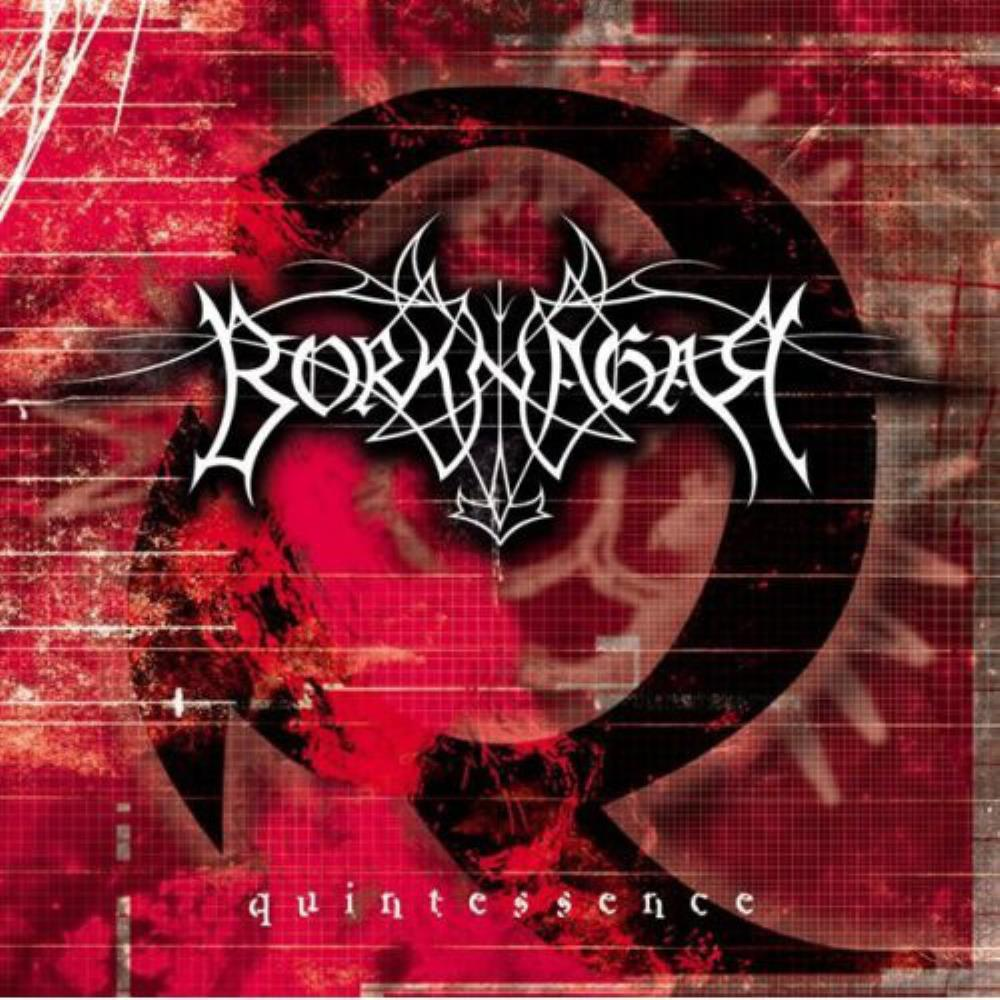Borknagar Quintessence album cover