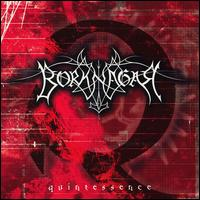 Borknagar - Quintessence CD (album) cover