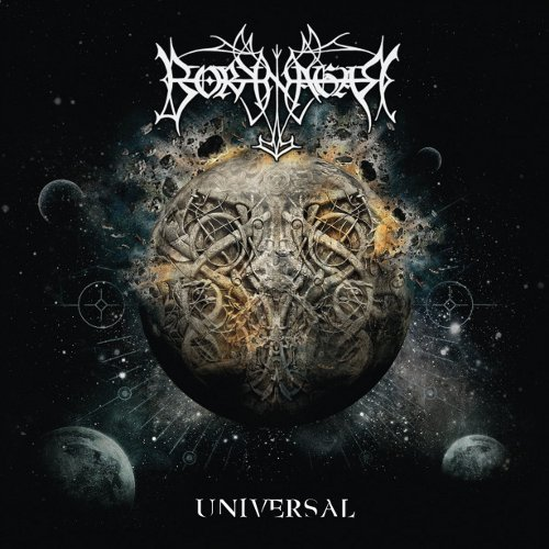 Borknagar - Universal CD (album) cover