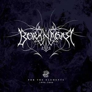 Borknagar - For The Elements (1996-2006)  CD (album) cover